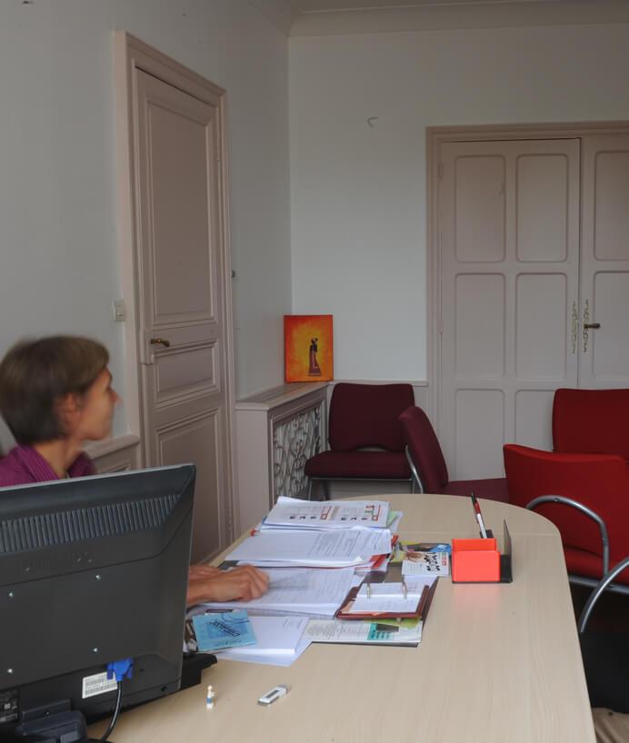 CSAPA Admission et accueil